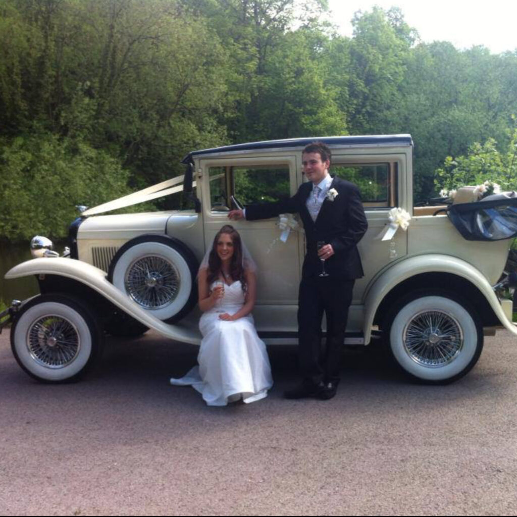 Wedding Car Hire Chesterfield Regency Wedding Cars