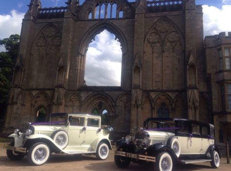 regency wedding car hire