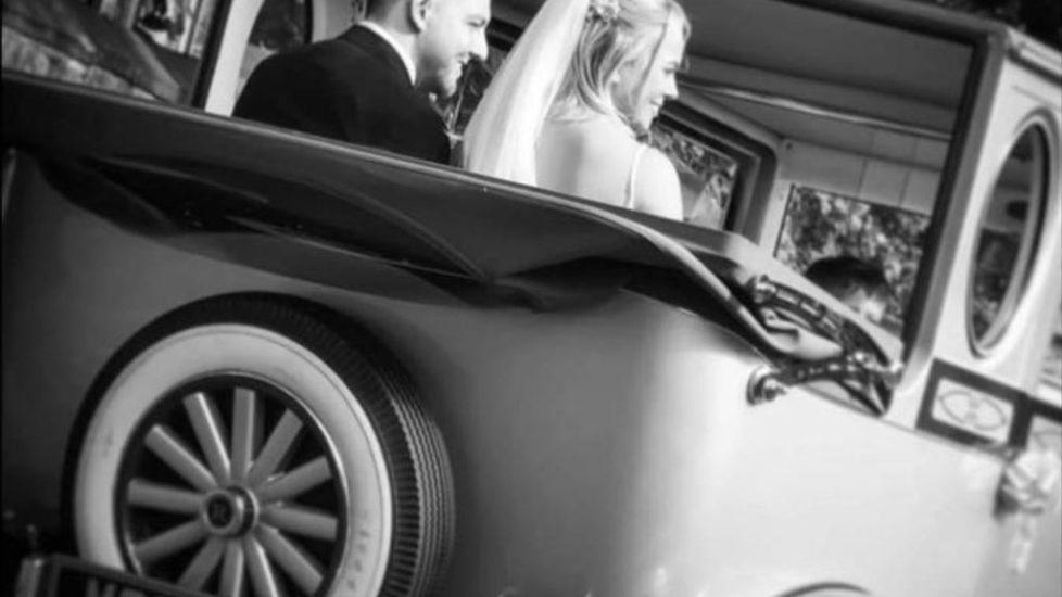 regency wedding car hire